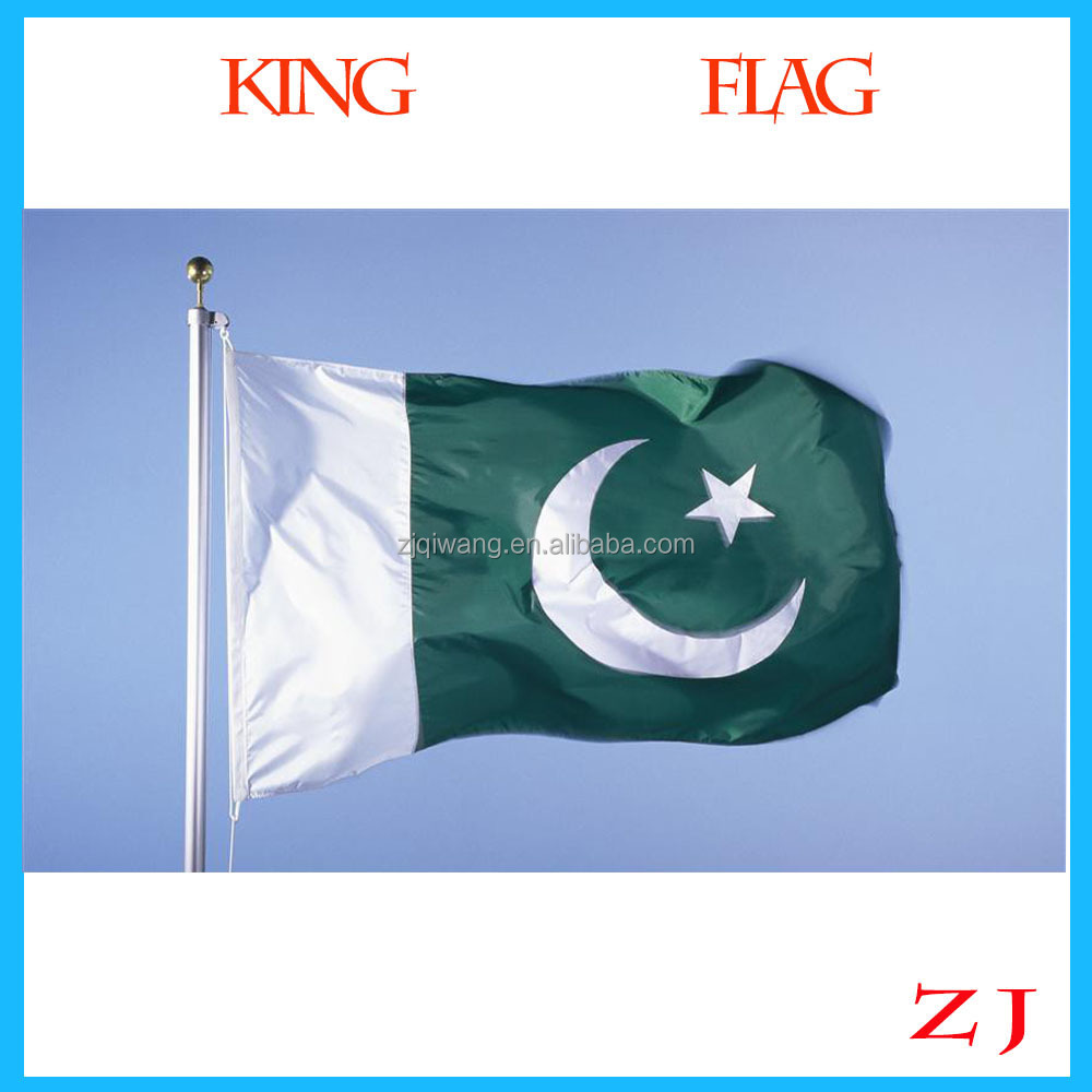 2016 Hot Sell 3x5ft Pakistan Flag,Pakistan banner National Flag Have STOCK