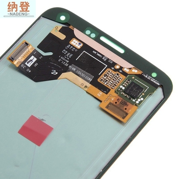 New Products Full Glass For Samsung S5 Digitizer Assembly,For Samsung S5 Glass Complete,For Samsung S5 Wholesale Price