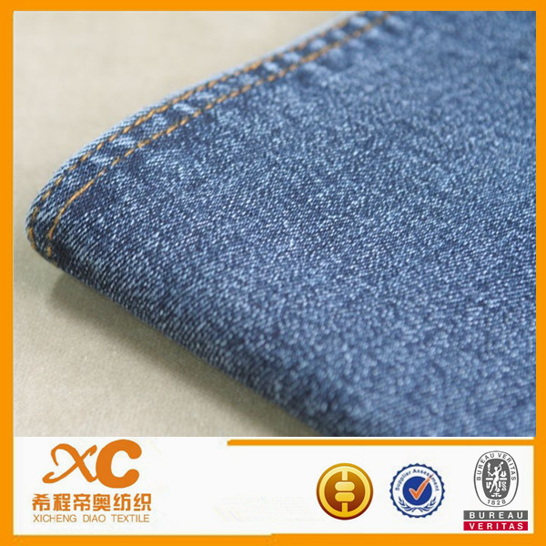 china twill 10oz 2014 new style acid wash denim fabric for beige jeans trousers with low price