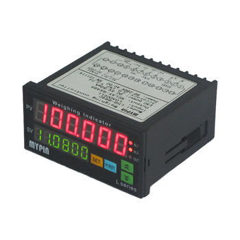 Mypin brand RS485 modbus Load cell Weight Controller(model:LH86-RR4D)