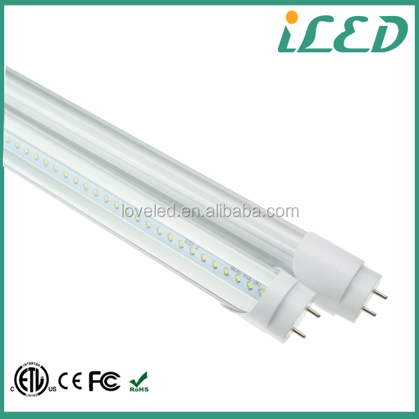 Good Quality 3014 SMD T8 LED Tube Fluorescent Lamp 2000Lumen 1200mm 18W 20W
