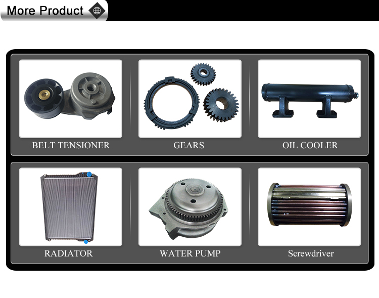 China Supplier High Quality 504008108 Automotive Radiator