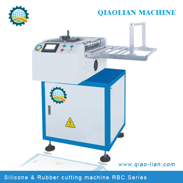 silicone slippers making machine/silicone strip cutting machine factory price