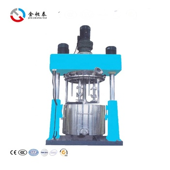 aquarium silicone sealant manufacturing machine