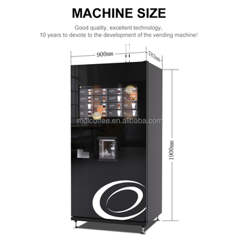 Commercial Iced Coffee Vending Machine Price F308-d For ...