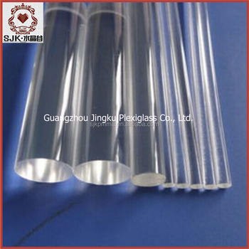 Clear Plastic Curtain Rods,Transparent Acrylic Rods - Buy Clear ...