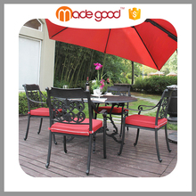Top sell waterproof aluminum mesh outdoor chairs furniture