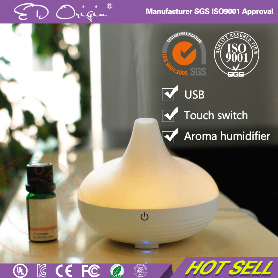 Electronic Digital Colorful Lights Essential Oil Difuser Ultrasonic Aroma Diffuser Humidifier Atomizer Fogger
