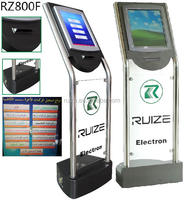 Automatic Electronic queuing system /Multi-service Queue Management System / RuiZe queue system with VIP service&SMS reservation