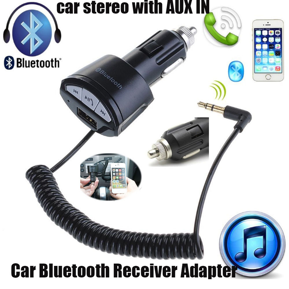 a2dp bluetooth wireless car handsfree stereo audio music. Black Bedroom Furniture Sets. Home Design Ideas