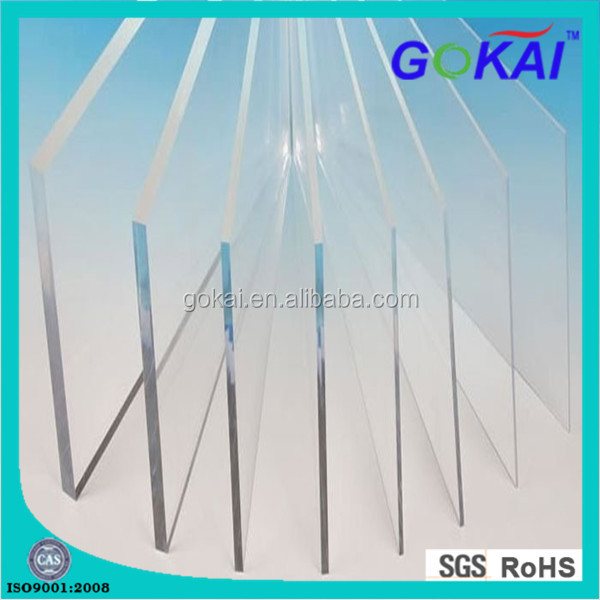Clear Transparent Styrene Acrylic Resin