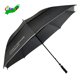 up and down double canopy air vented golf umbrella