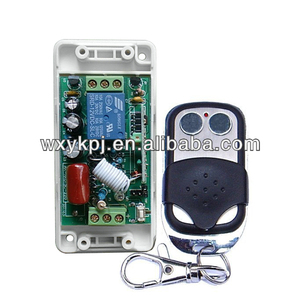 AC power 315M RF wireless remote control light switch