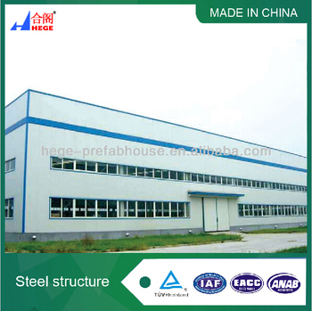 steel frame factory