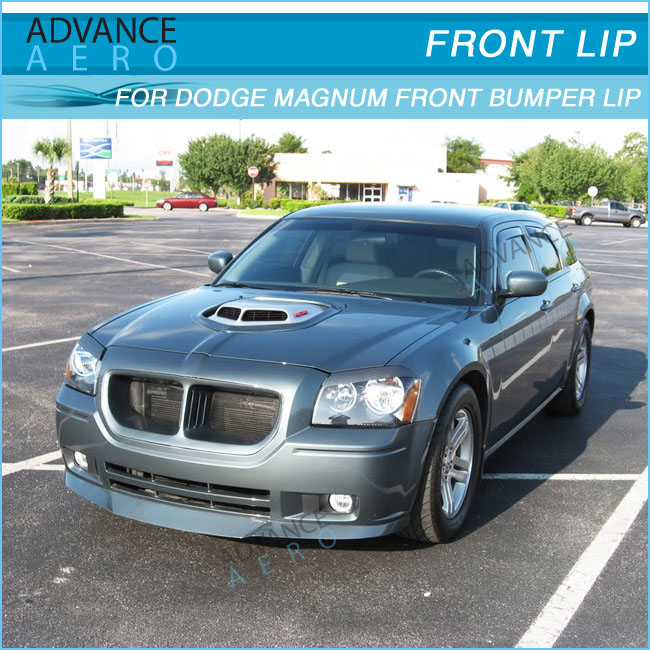 FOR 2005 2006 2007 2008 DODGE MAGNUM 4DR SEDAN BODYKIT DL STYLE PU BODYKITS POLY URETHANE BODY KIT