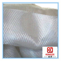 high quality fiber glass cloth in plain method price