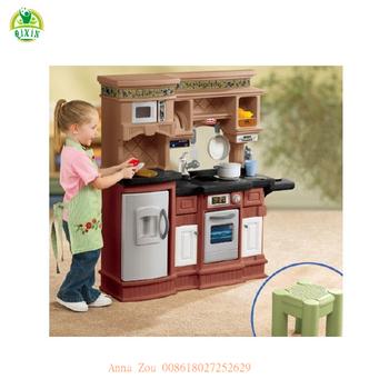2016 Newest Design Mini Kitchen Set Toy