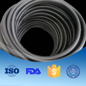 Acid Resistance and Steam Viton Fuel Oil Hose FKM Tube