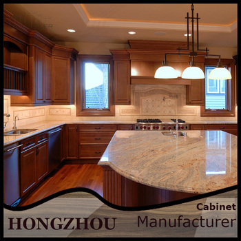 Best Quality Real Wood American Standard Ready Made Kitchen Cabinets on Sale & Best Quality Real Wood American Standard Ready Made Kitchen Cabinets ...