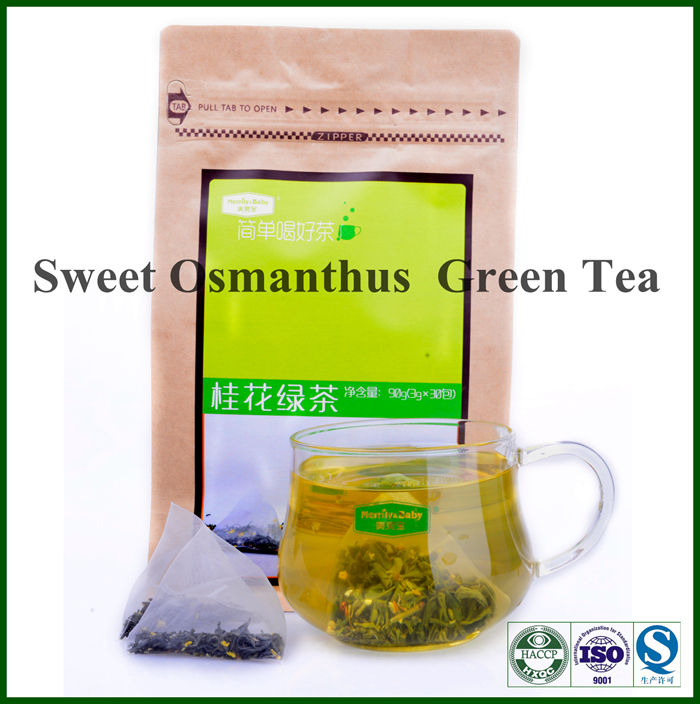 If drink green tea will lose weight