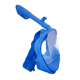 New style custom anti fog gear low volume panoramic scuba diving snorkel mask set for kids