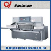QZK 920 1300 1370 eastman cutting machine cutter for non woven