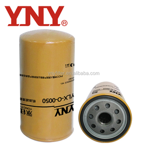 Wholesale types of car LF3362 oil filter for Truck Parts