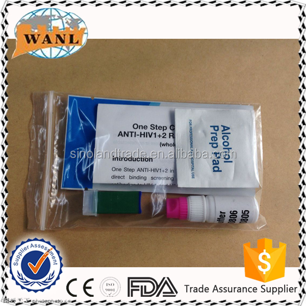 HIV self-testing equipments HIV home rapid test