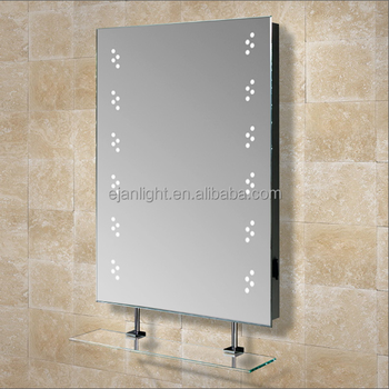 Electric Lighted Bathroom Vanity Mirror With Lights Foshan China ...