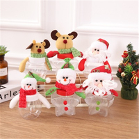 Creative Christmas Candy/Gift/Chocolate Box Decoration