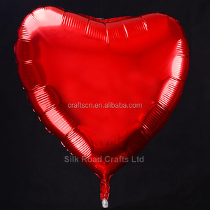 Self Inflated Shining Balloons For Active Atmosphere