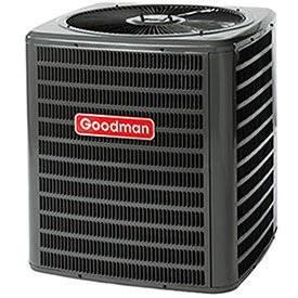 Goodman Ssz140181 Air Conditioner Condenser W/Heat Pump 18k Btu Cool, 18k Btu Heat, 1.5 Ton, 14 Seer