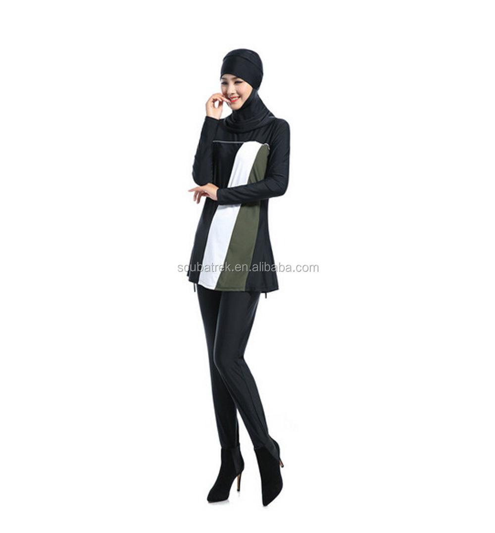 Scegliere Produttore alta qualità Vestito Di Nuoto Islamico e Vestito Di  Nuoto Islamico su Alibaba.com 8118bc5c4d81
