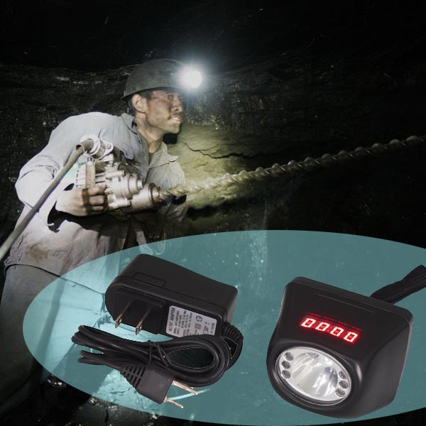 cordless miners lamp/safety mining light/cordless mining light/cap lamp/mining cap lamp