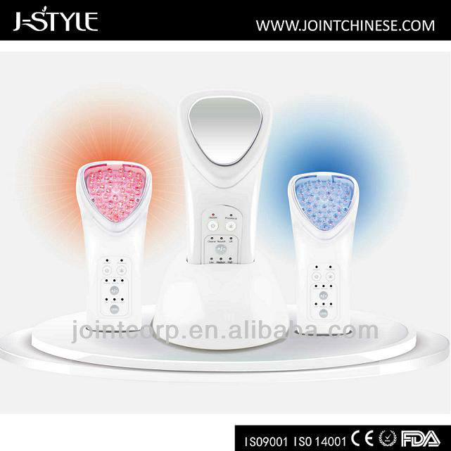3-IN-1 Ion Photon Multifunction Microcurrent Body Shaper Vibrating Machines