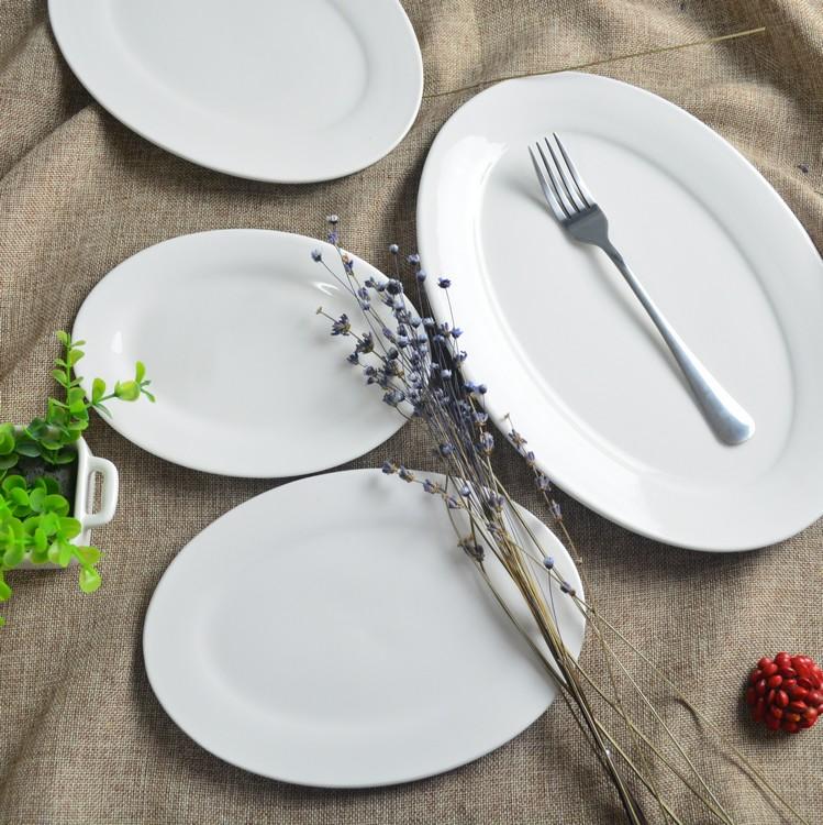 Bulk White Ceramic Dinner Plates Wholesale, Dinner Plate Suppliers ...