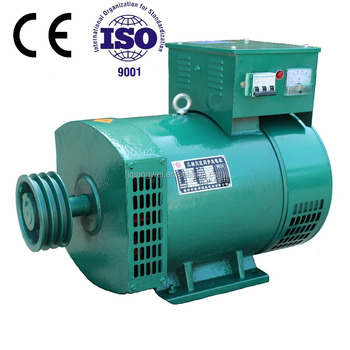 Dac Power Brush Series 3 Phase A c Synchronous Stc 15kw Generator - Buy  15kw Stc Generator,Double Bearing Generator,Brush Generator Product on