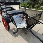 Hot sale pony horse carriage sulky cart for sale