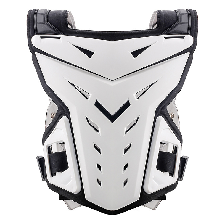 Cycling gear sports protective gear fall - proof chest and back outdoor sleeveless motorcycle body armor for fencing