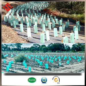 UV protect pp material coroplast for Tree plant guard