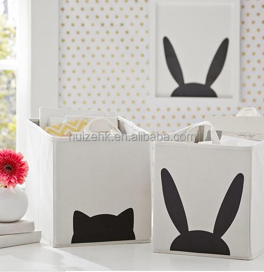 Foldable Animal Laundry Hampers