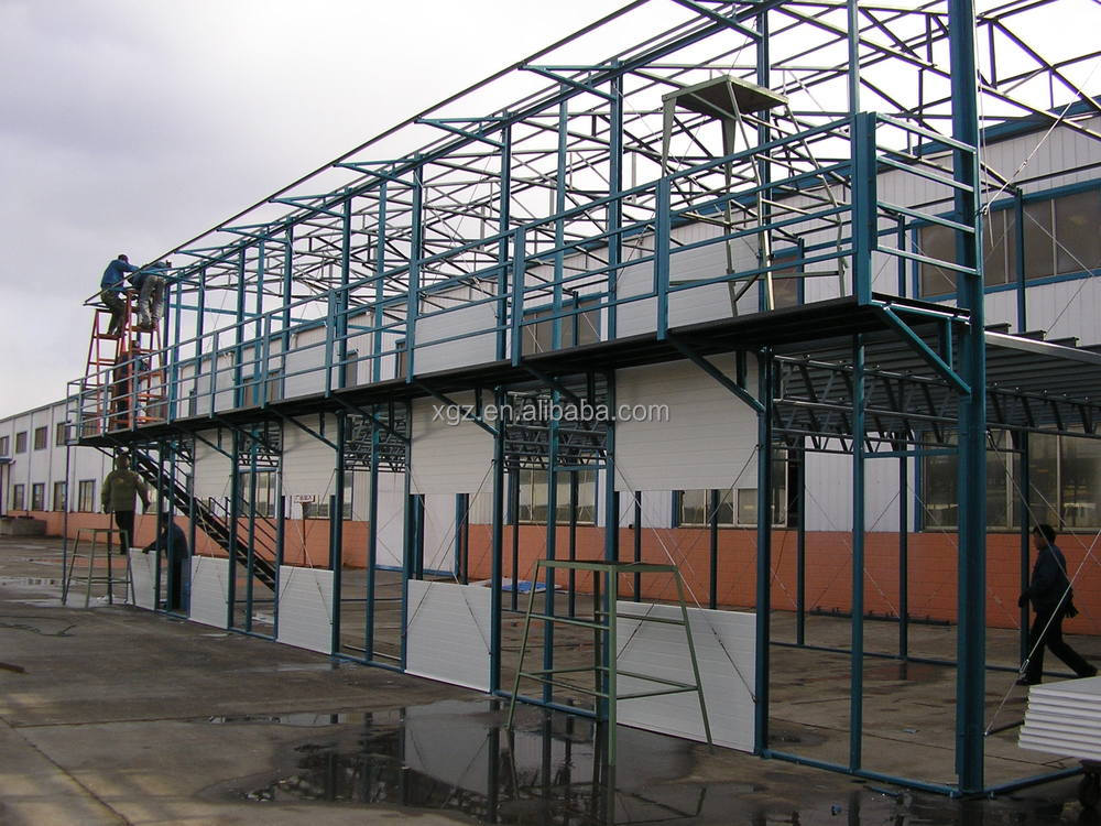 Prefabricated house for accommodation/temporary living,office