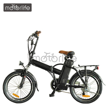 MOTORLIFE/OEM brand hot sale electric sunny ebike 20inch electric motor bike home