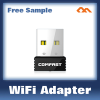 COMFAST (CF-WU712P) RTL8188EUS WPS Button Pc Wifi Dongle Factory Price Wireless Lan Adapter 150Mbps Usb Wireless Lan Adaptor