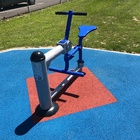 Stainless Steel park gym Sports Exercise body training Outdoor Fitness Equipment