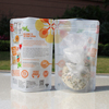 Zip Lock Baggies Food Pouch Packaging Large Resealable Plastic Bags