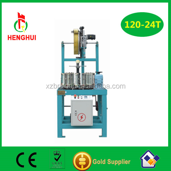 Cellphone Data Cable/ Cellphone Data Line High Speed Wire and Cable Braiding Machine/Braider