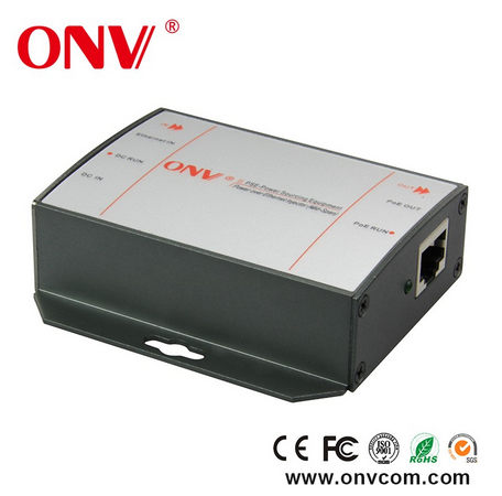 CCTV IP Camera Power injector POE Switch passive network 24V poe switch DC 12V injector for ip camera and nvr