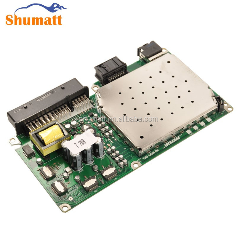Electronic Q7 car audio controller power multimedia AMP amplifier pcb board
