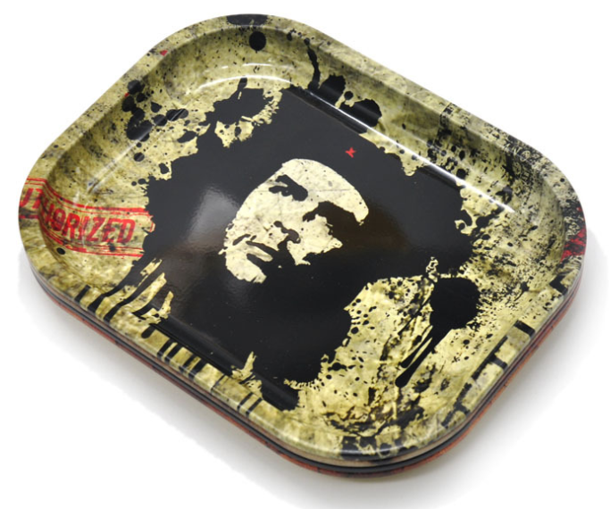 Yiwu JIju MetalTray Tobacco Rolling Tray with Fancy Custom Rolling Tin Tray